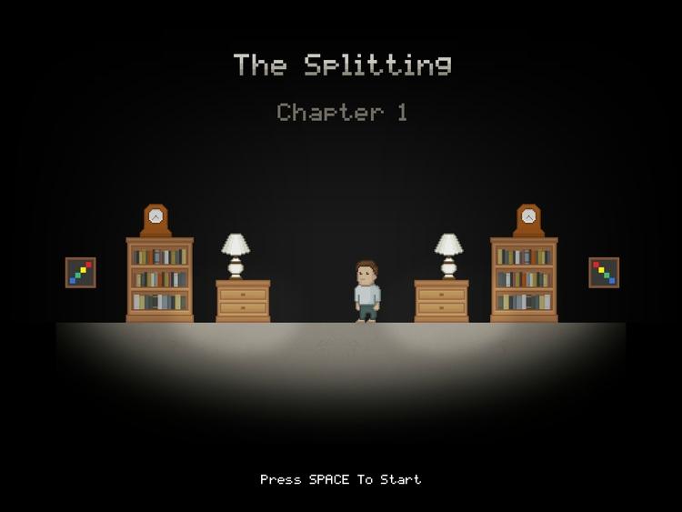 Opening Screen - game, videogameart - stavgoldstein | ello