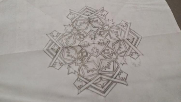 Doodle, doodle, doodle mandala - littleduffer20 | ello