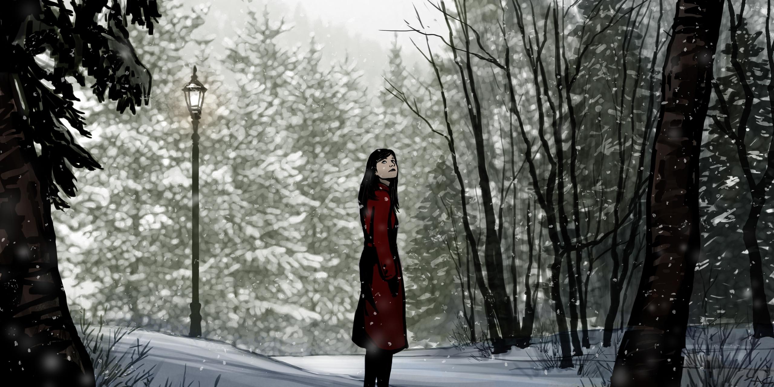 Narnia - cslewis, narnia - andrewcherry   ello