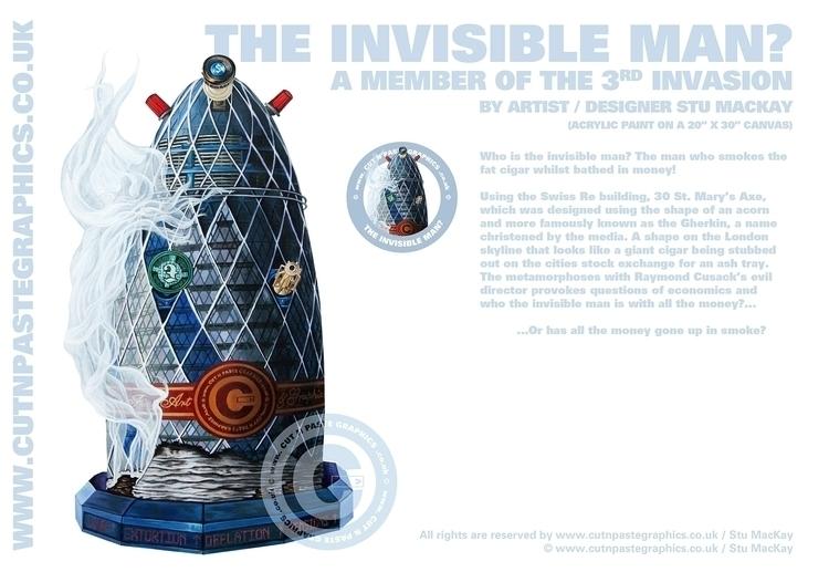 INVISIBLE MAN? scenes informati - stu-4310 | ello