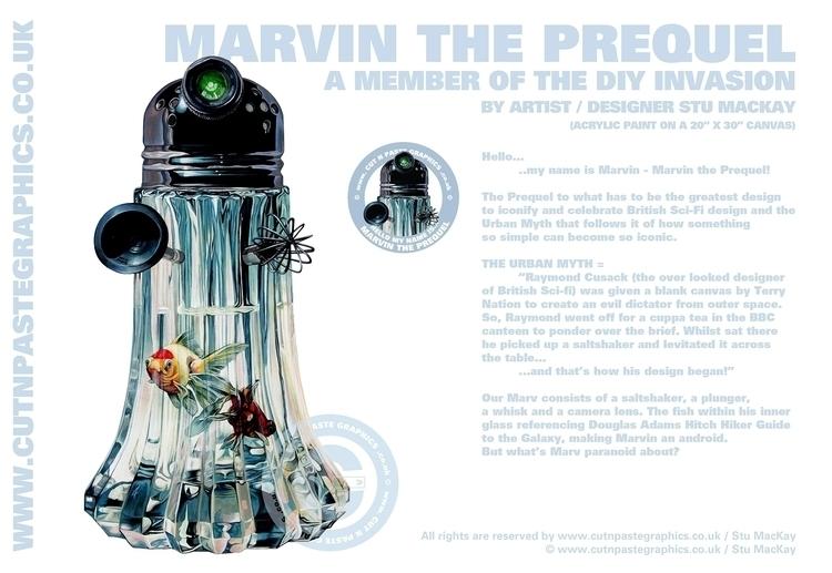 MARVIN PREQUEL scenes informati - stu-4310 | ello