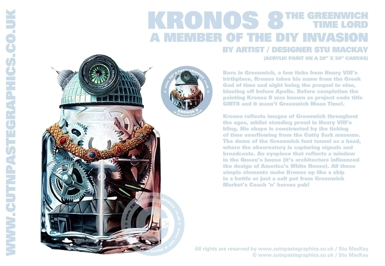 KRONOS 8 scenes information - painting - stu-4310 | ello
