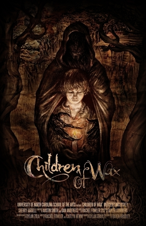 Children Wax Poster, 2012 - illustration - hotsprocket | ello