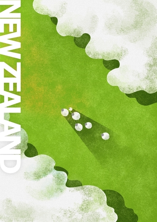Lonely Planet Project -- ZEALAN - bayusadewo | ello