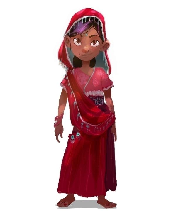 Latika, character designed Scul - acknebar | ello