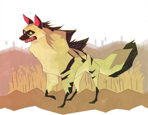 Aardwolf - beatfist | ello
