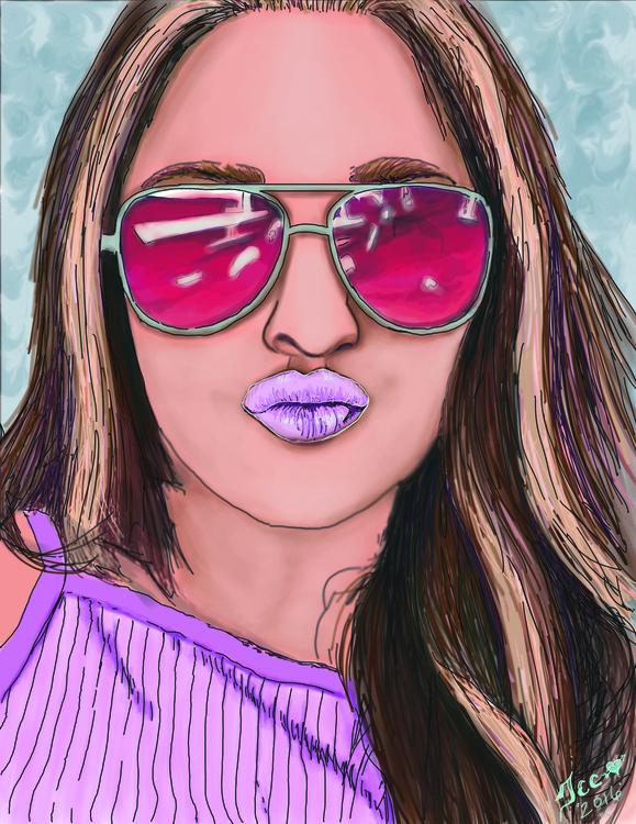Sassy Shea - fashion, illustration - thomasechapman | ello