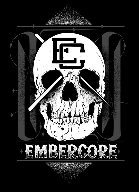 EMBERCORE - digitalart, mattdesign - mattaguinaldo | ello