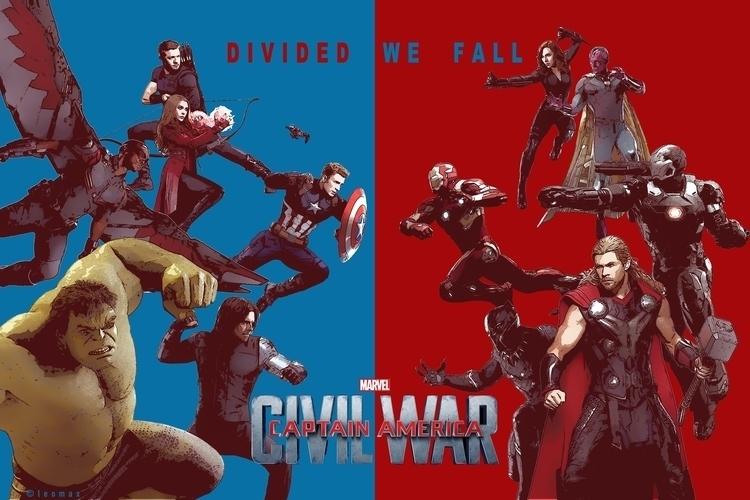 poster captain america ?civil w - leomax-5124 | ello