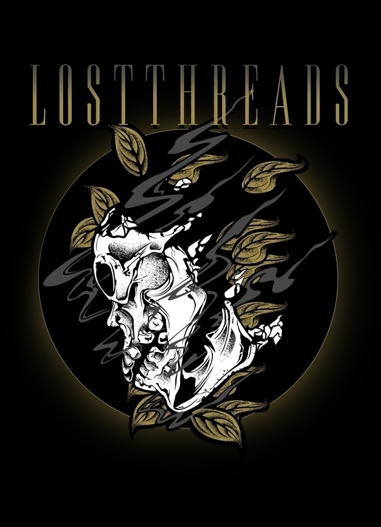 LOSTTHREADS - digitalart, mattdesign - mattaguinaldo | ello