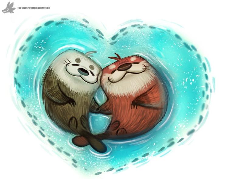 Day 815# Happy Valentines Day - piperthibodeau | ello