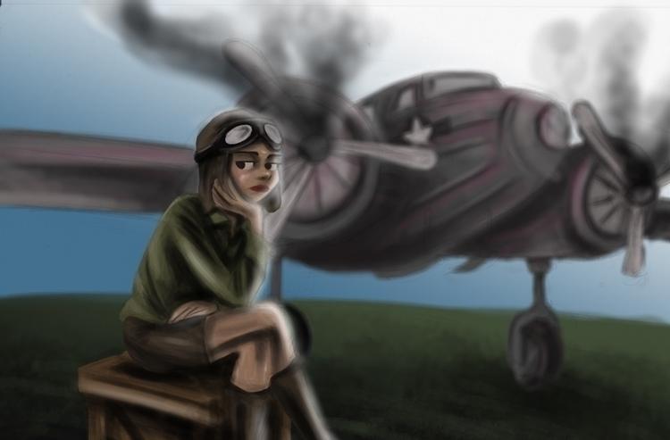 4 Winged Monster Donogh McLaver - donoghmclaverty | ello