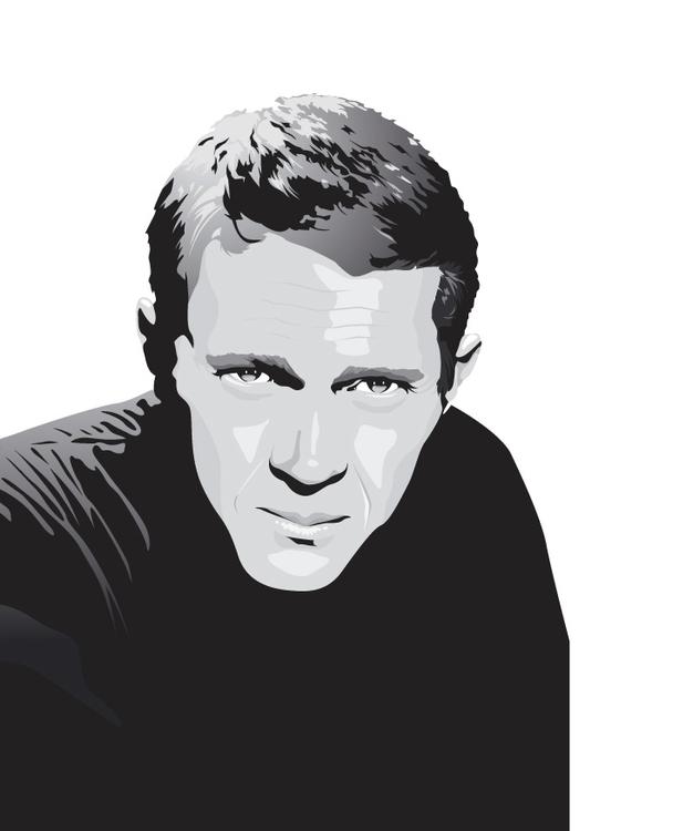 Steve - illustration, vector, vectorcharacter - ruperttc | ello