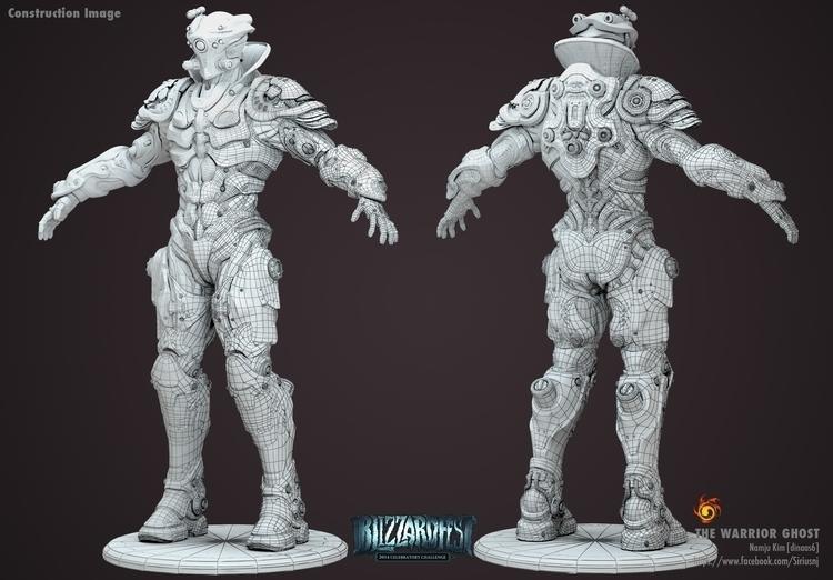 2014 BlizzardFest_The Warrior G - namju   ello