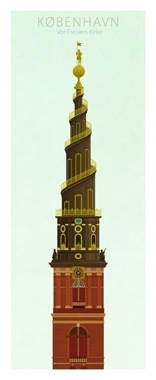 Vor frelsers kirke - illustration - do-6747 | ello