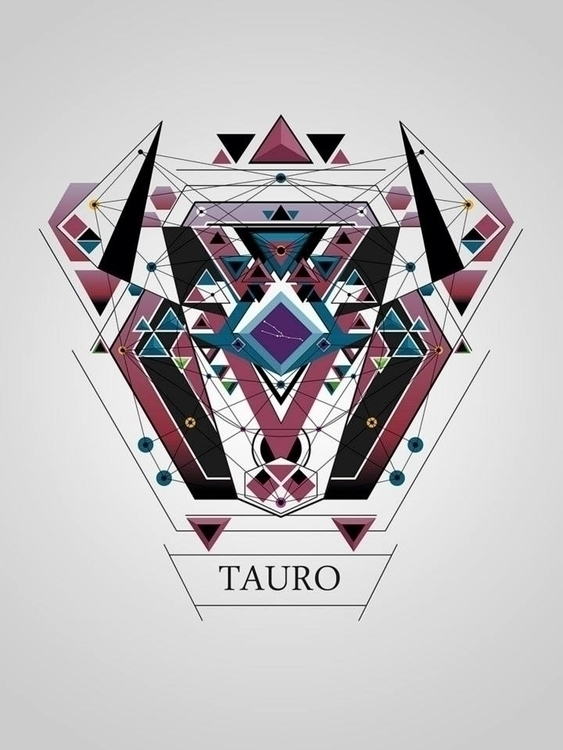 tauro - illustration, graphicdesign - juanco-1165 | ello