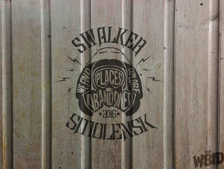 Svalker Logo - illustration, logo - w8id | ello