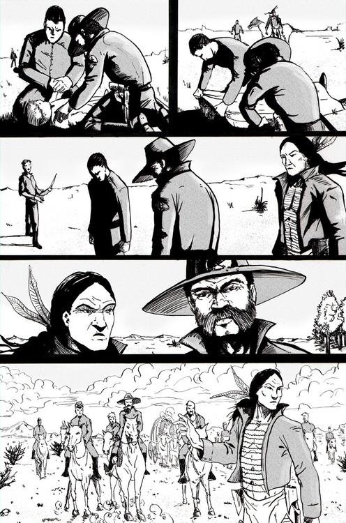 SotP page 7 - sequentialart, comic - lostronin | ello