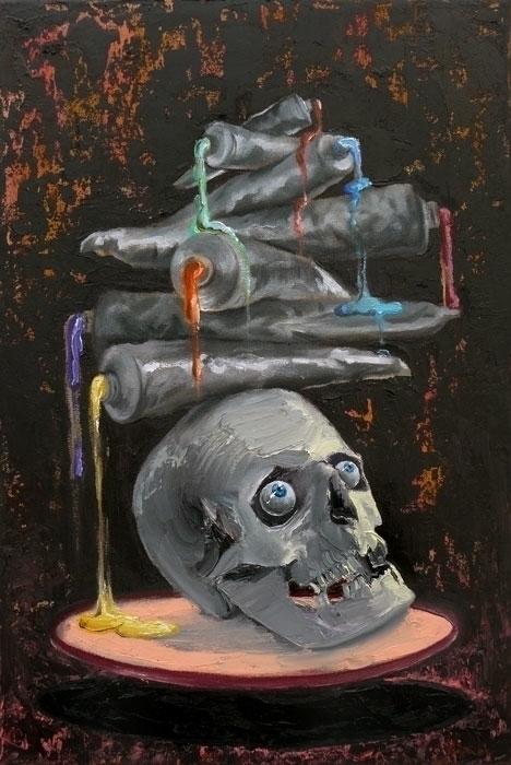 muses, oil canvas 60x40 cm, 201 - lyube | ello