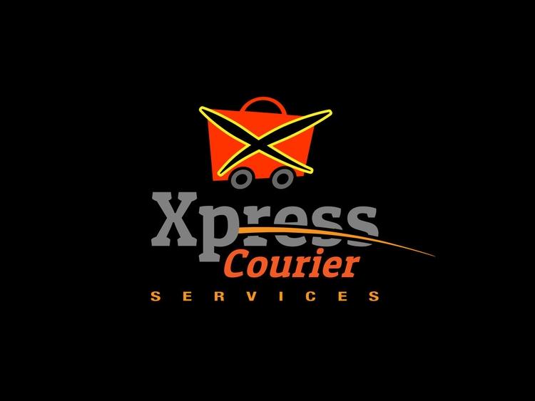 Xpress Courier Deliveries Logo  - artguru | ello