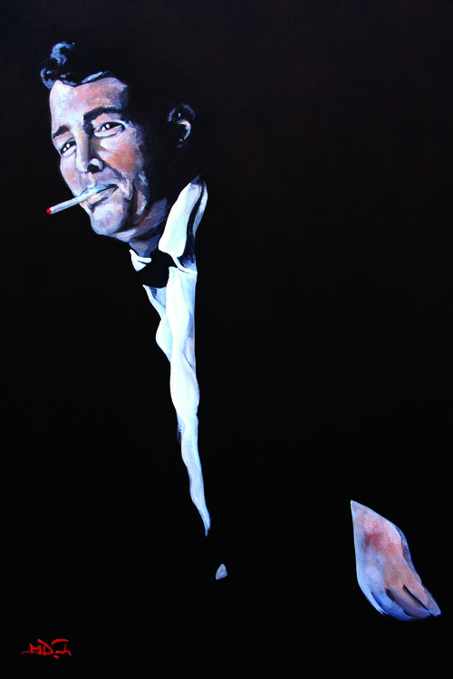 Dean Martin - Rat Pack Collecti - elasticcanvas | ello