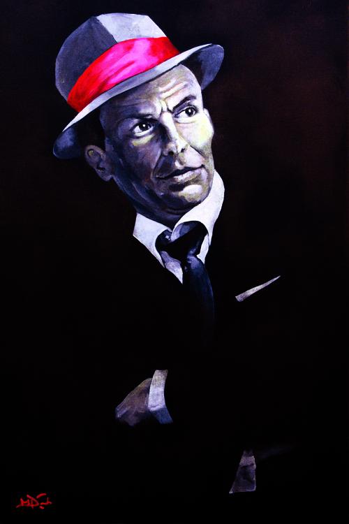 Frank Sinatra - Rat Pack Collec - elasticcanvas | ello