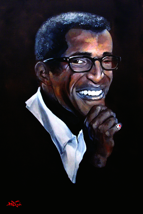 Sammy Davis Jr - Rat Pack Colle - elasticcanvas | ello