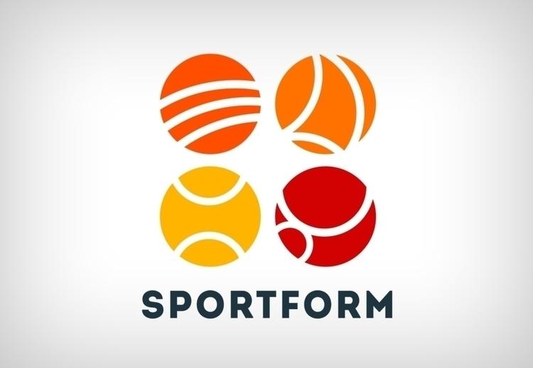 SportForm - logo, graphicdesign - dasaideabox | ello