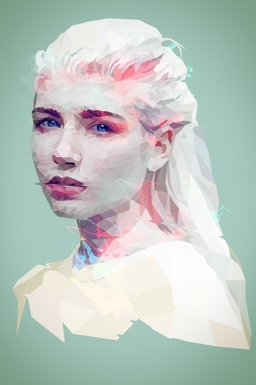 white angel - blonde, whitehair - roxycolor | ello