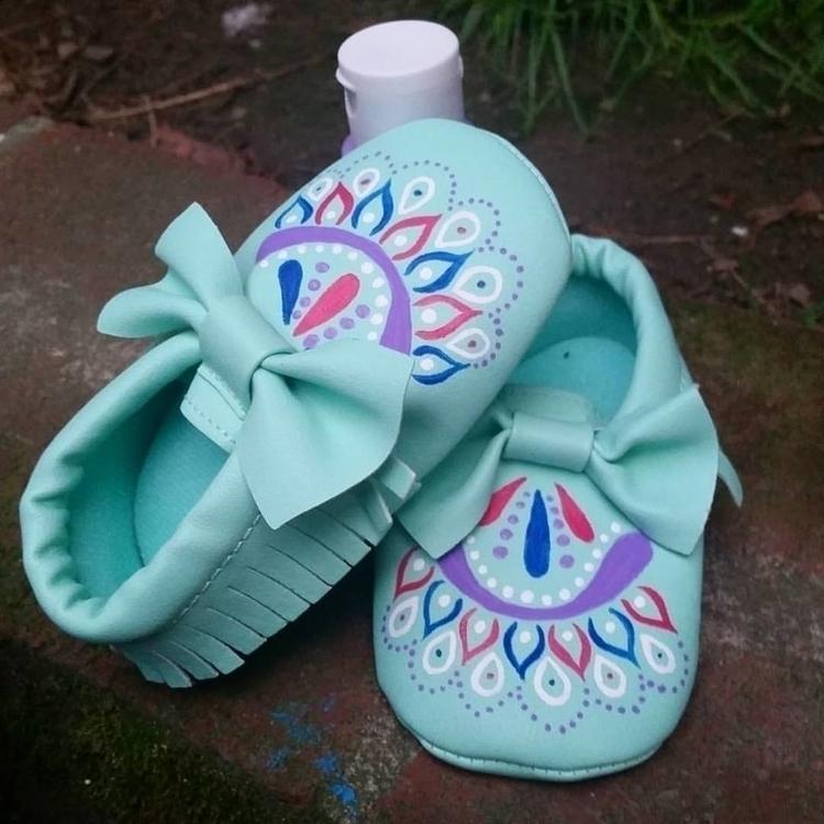 baby, babyshoes, moccasins, shoes - marysheaffer | ello