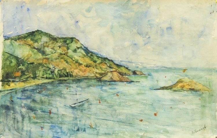 Bay Tossa de Mar (Spain), 55/70 - antonbogatov | ello