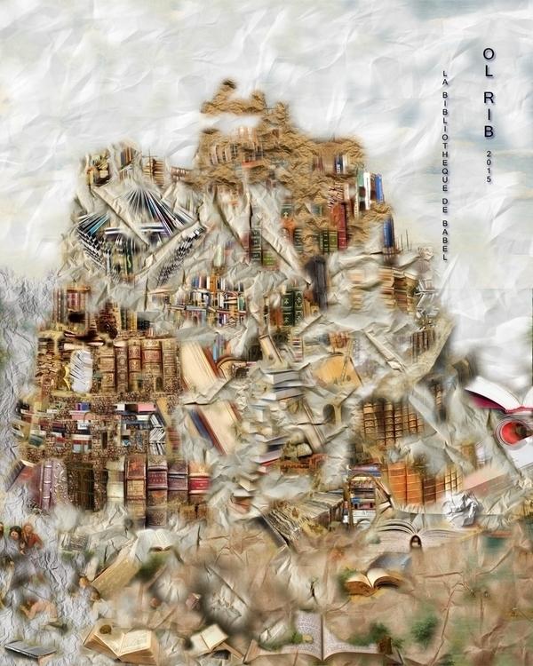 Library Babel - ol-9213 | ello