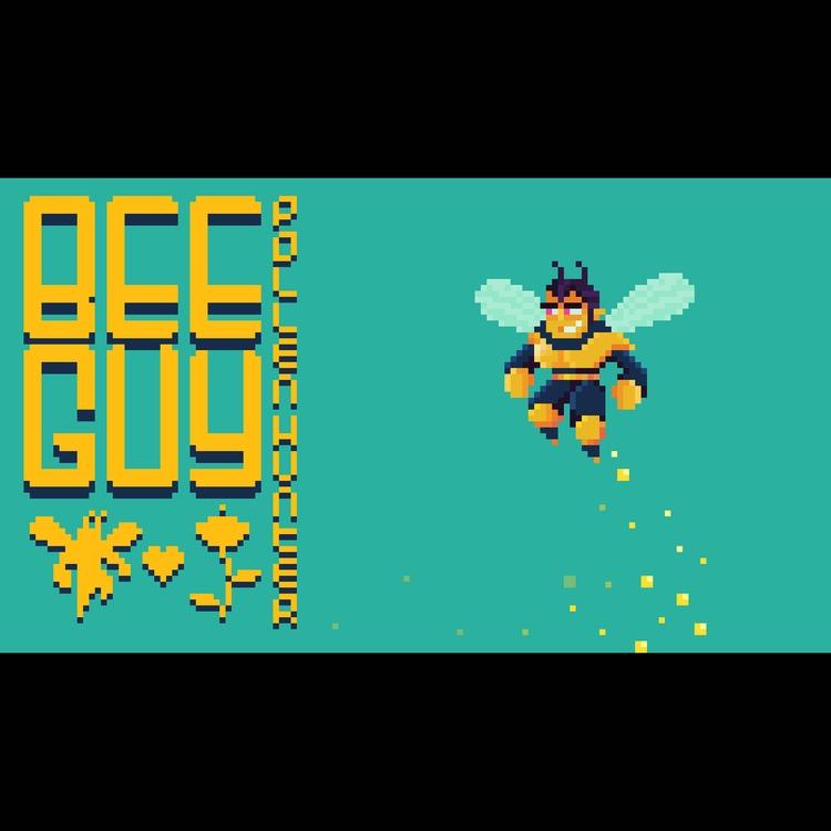Day 27/365 - BEE GUY ~ Pollen H - planckpixels | ello
