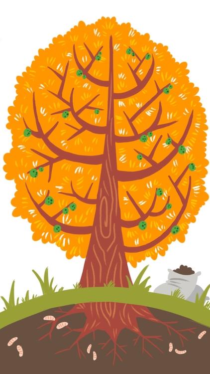Illustration tree commission - fertilizer - thisjustine | ello