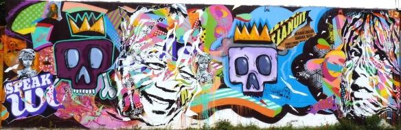 news pictures - graffiti, murals - tarek-8894   ello