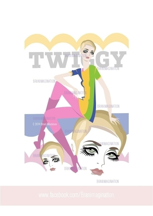 TWIGGY - conceptart, drawing, design - branimagination | ello