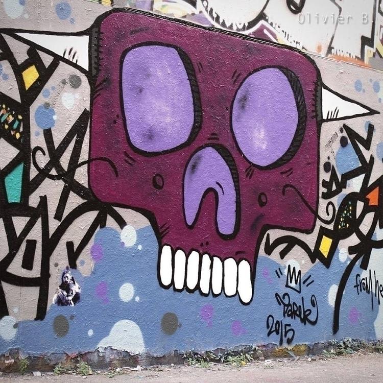 news pictures - skulls, art, graffiti - tarek-8894 | ello