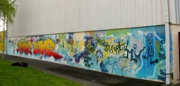 news pictures - Tarek, graffiti - tarek-8894 | ello