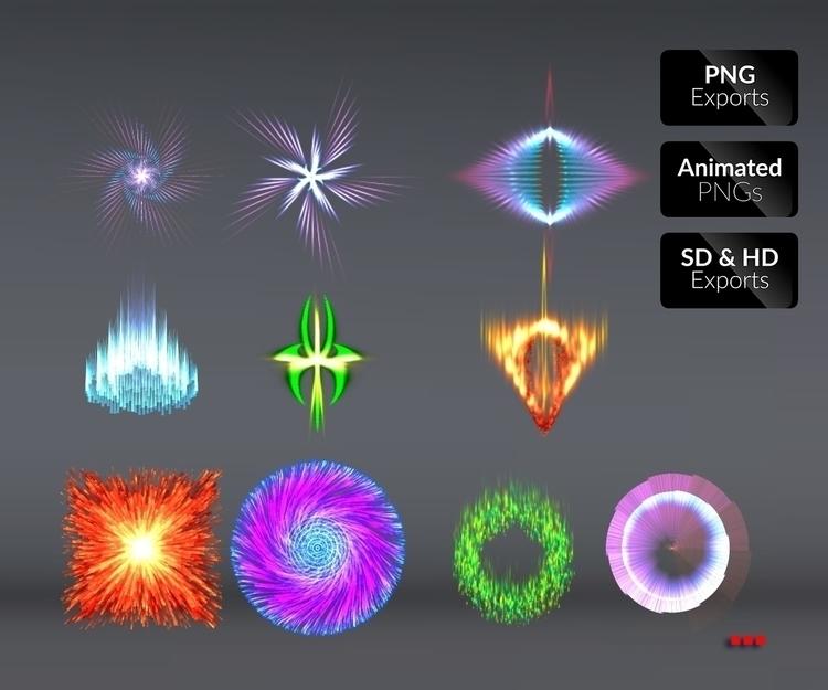 Sci-Fi Effects Vol.01 collectio - ashishlko11 | ello