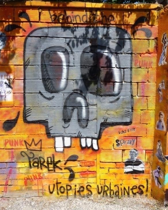 news pictures - graffiti, skulls - tarek-8894 | ello