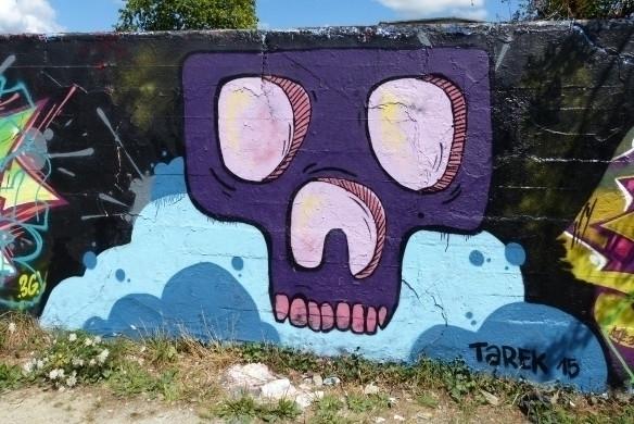 news pictures - Rennes, tarek, graffiti - tarek-8894 | ello