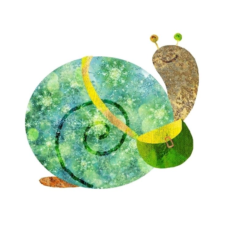 #snail#kawaiiart - kikistic | ello