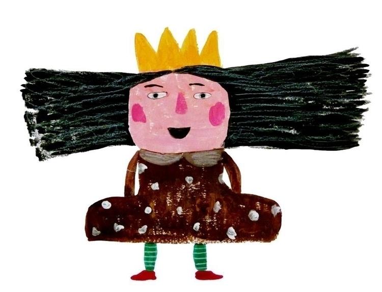 children illustration - mrc-1017 | ello