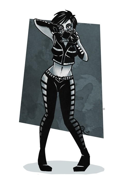 Catwoman - dccomics, catwoman, fanart - animcatic | ello