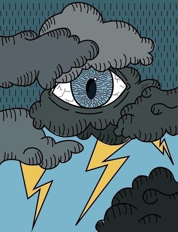 Wrath Storm aileen:copyright: 2 - aileencopyright | ello