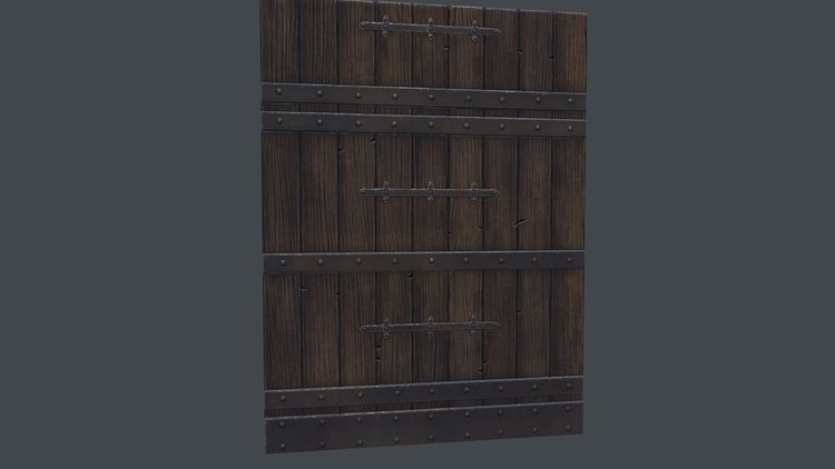 Door - gameart - szymonfiutak | ello