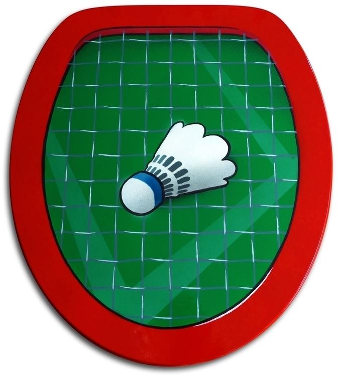 Bathminton - sports, racket, shuttlecock - jansen-1188 | ello