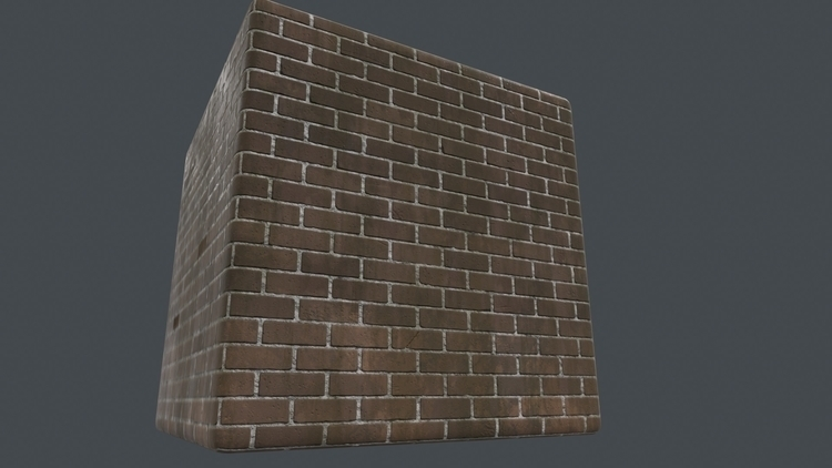 Bricks - gameart - szymonfiutak | ello