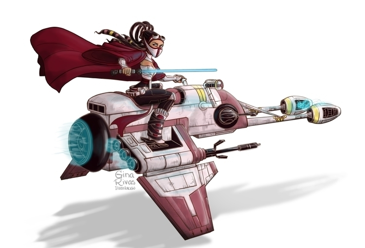 Star Wars - ginarivas | ello
