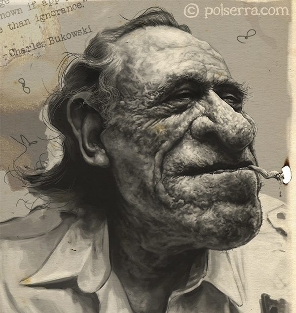 Charles Bukowski - charlesbukowski - pol-5095 | ello
